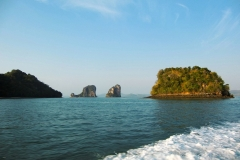 Phang Nga Bay - Ferry Impression