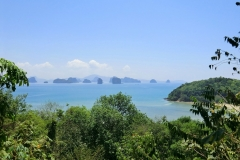Phang Nga Bay - Limestones