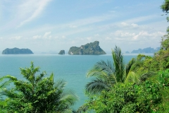Phang Nga Bay - Island View