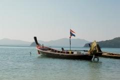 Phang Nga Bay - Thai Boat