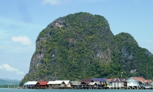 Koh Panji - Floating Village