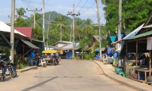 Koh Yao Village Street