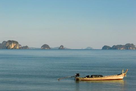 Phang Nga Bay - Fishing Boat