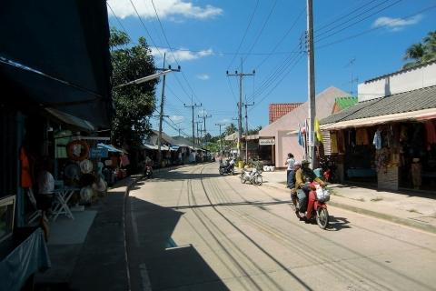 Koh Yao Noi - Shopping Street