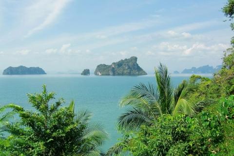 Phang Nga Bay - Island View
