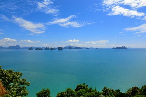 Phang Nga Bay - Unique Limestones