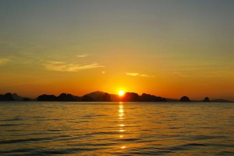 Phang Nga Bay - Sunrise